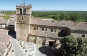 Parroquia de Nuestra Señora del Manto (Riaza)