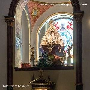 parroquia de nuestra senora del martirio ugijar
