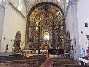 parroquia de nuestra senora del milagro valdestillas