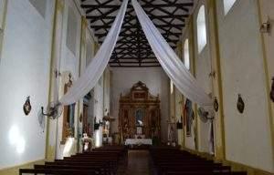 parroquia de nuestra senora del o villademar