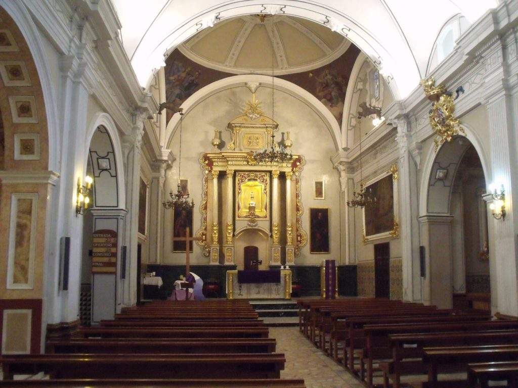 parroquia de nuestra senora del olivar alaquas 1