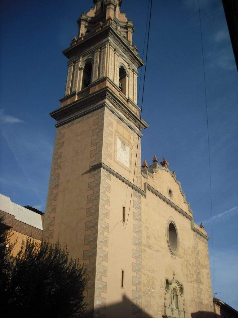 parroquia de nuestra senora del pilar bonrepos i mirambell