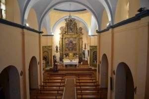 Parroquia de Nuestra Señora del Pilar (Fréscano)