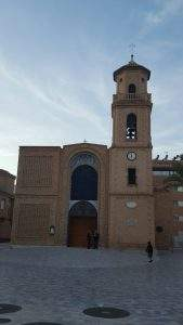 parroquia de nuestra senora del pilar pilar de la horadada