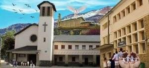 parroquia de nuestra senora del pilar sabinanigo
