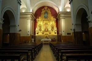 parroquia de nuestra senora del pilar sastago