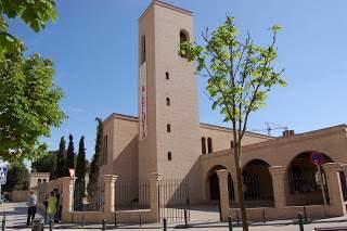 parroquia de nuestra senora del pilar talavera de la reina