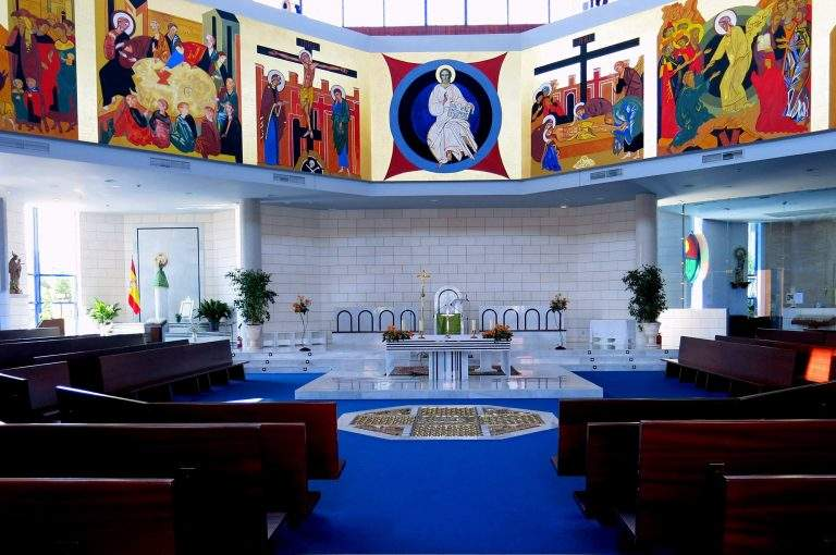 parroquia de nuestra senora del pilar valdemoro
