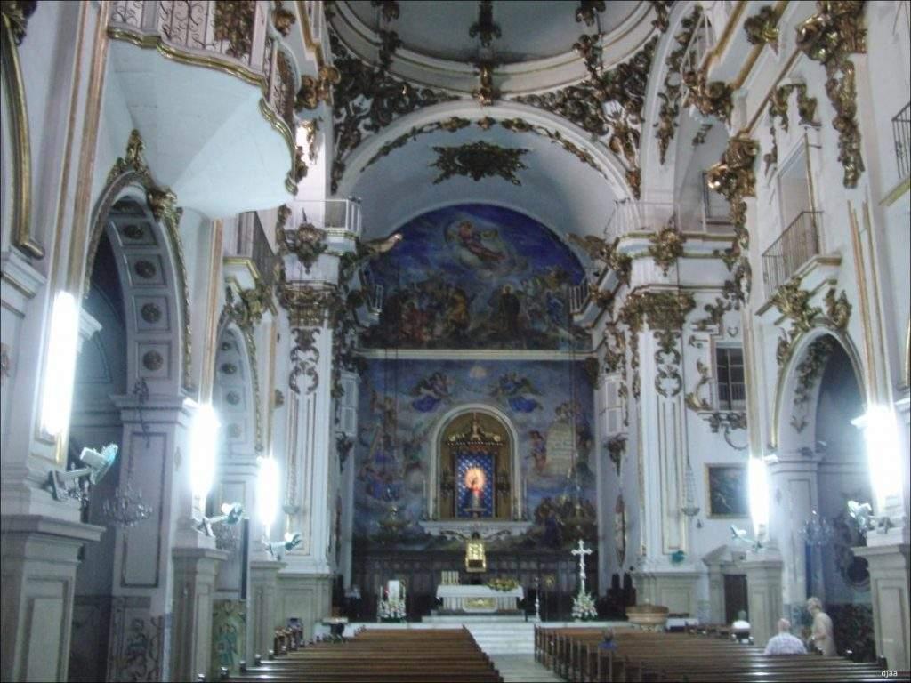 parroquia de nuestra senora del pilar valencia