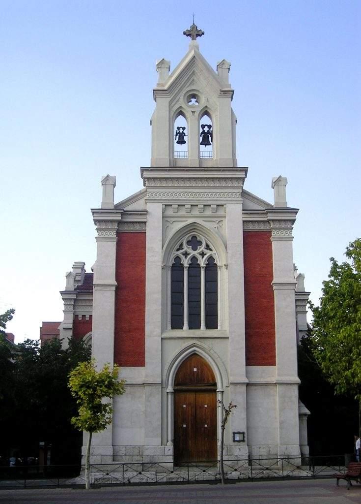 parroquia de nuestra senora del pilar valladolid