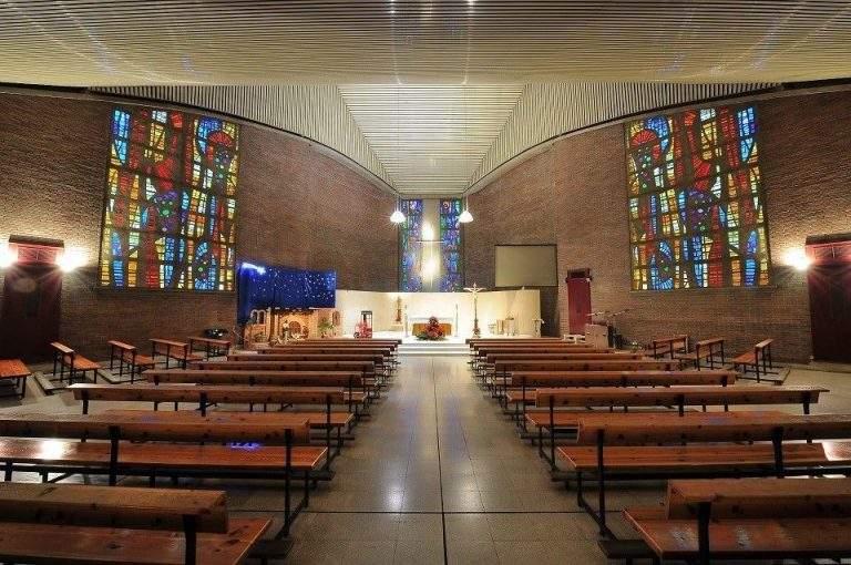 parroquia de nuestra senora del pilar vitoria gasteiz