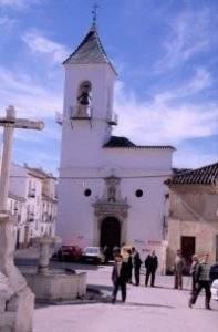 parroquia de nuestra senora del pilar viznar