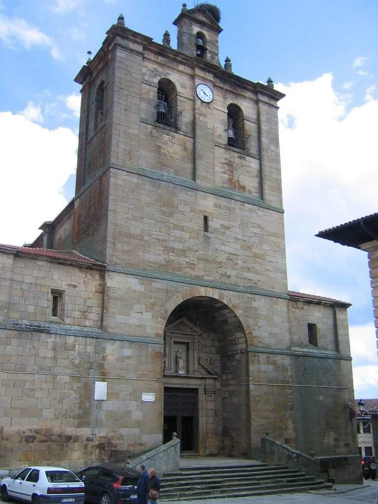 parroquia de nuestra senora del pino vinuesa