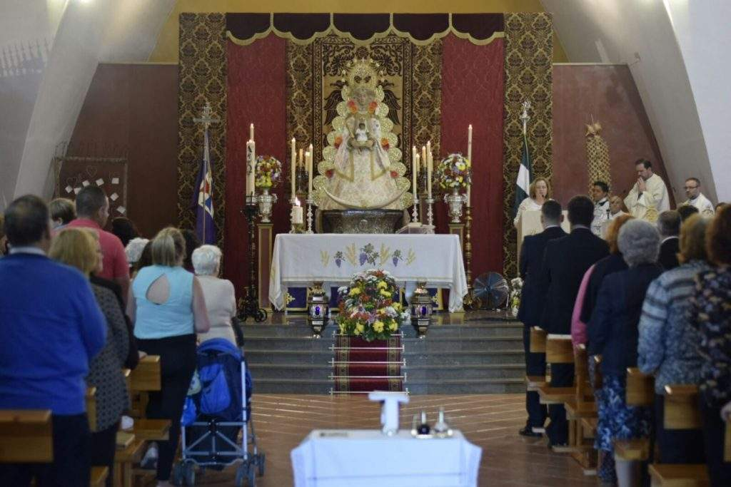 parroquia de nuestra senora del rocio dos hermanas 1
