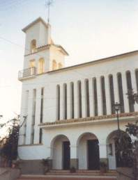 parroquia de nuestra senora del rosario benajarafe