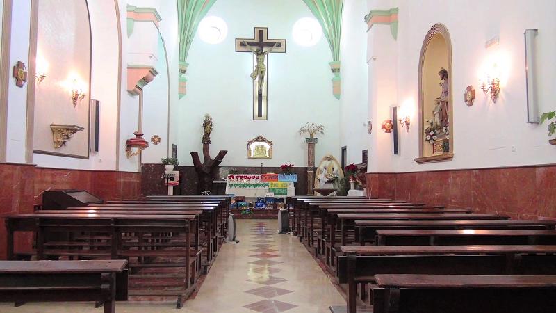 parroquia de nuestra senora del rosario benaojan