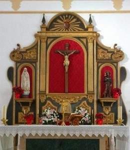 parroquia de nuestra senora del rosario campo camara