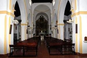 parroquia de nuestra senora del rosario canillas de aceituno