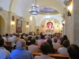 parroquia de nuestra senora del rosario charilla