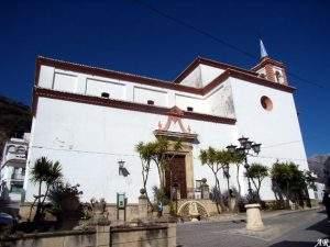 parroquia de nuestra senora del rosario cortes de la frontera