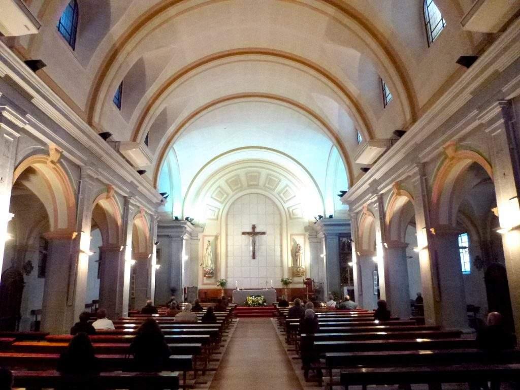 parroquia de nuestra senora del rosario de fatima madrid