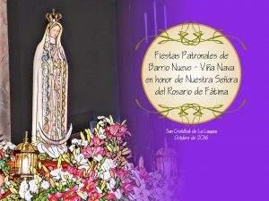 Parroquia de Nuestra Señora del Rosario de Fátima (San Cristóbal de La Laguna)