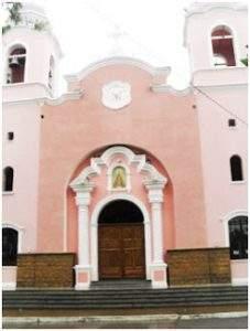 parroquia de nuestra senora del rosario el tablero