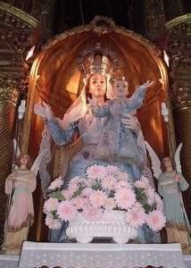 parroquia de nuestra senora del rosario fontellas