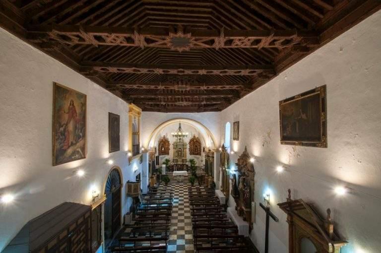 parroquia de nuestra senora del rosario guejar sierra