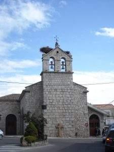 parroquia de nuestra senora del rosario hoyo de manzanares
