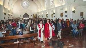 parroquia de nuestra senora del rosario iglesia nueva la cala del moral