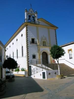 parroquia de nuestra senora del rosario jimera de libar