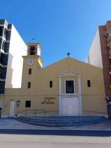 Parroquia de Nuestra Señora del Rosario (La Mata)