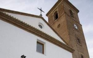 parroquia de nuestra senora del rosario laroles