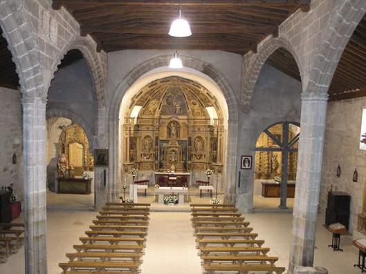 parroquia de nuestra senora del rosario mancera de abajo
