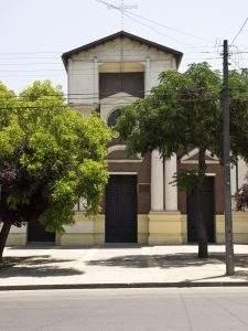parroquia de nuestra senora del rosario novele