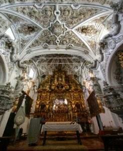 parroquia de nuestra senora del rosario priego de cordoba