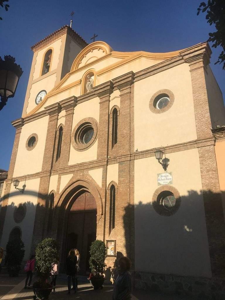 parroquia de nuestra senora del rosario puente tocinos