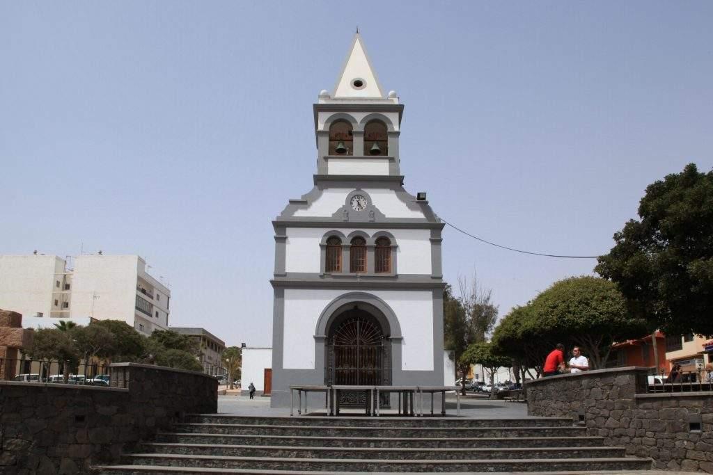 parroquia de nuestra senora del rosario puerto del rosario