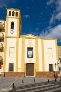 parroquia de nuestra senora del rosario puerto lumbreras