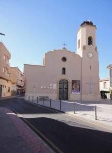 parroquia de nuestra senora del rosario rafal