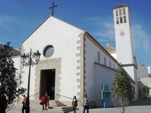 Parroquia de Nuestra Señora del Rosario (Roquetas de Mar)