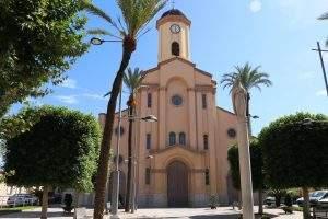parroquia de nuestra senora del rosario santomera