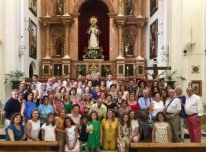 parroquia de nuestra senora del rosario secadero