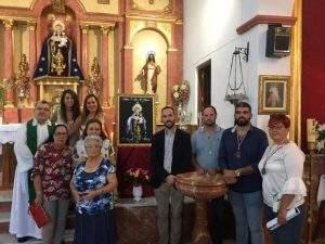 parroquia de nuestra senora del rosario serrato