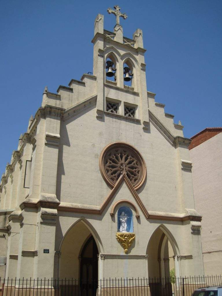 parroquia de nuestra senora del rosario valladolid