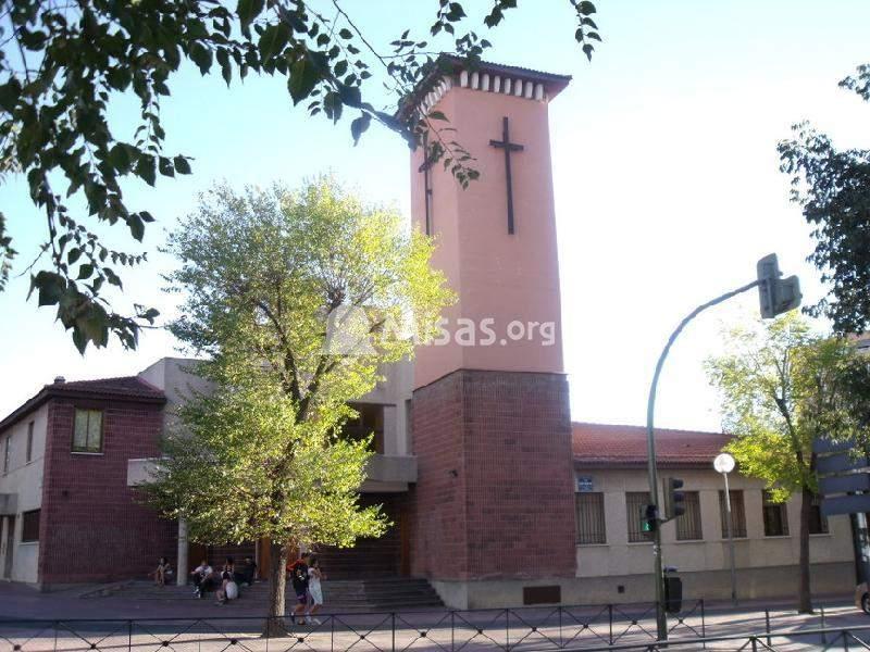 parroquia de nuestra senora del rosario y de la esperanza el soto mostoles