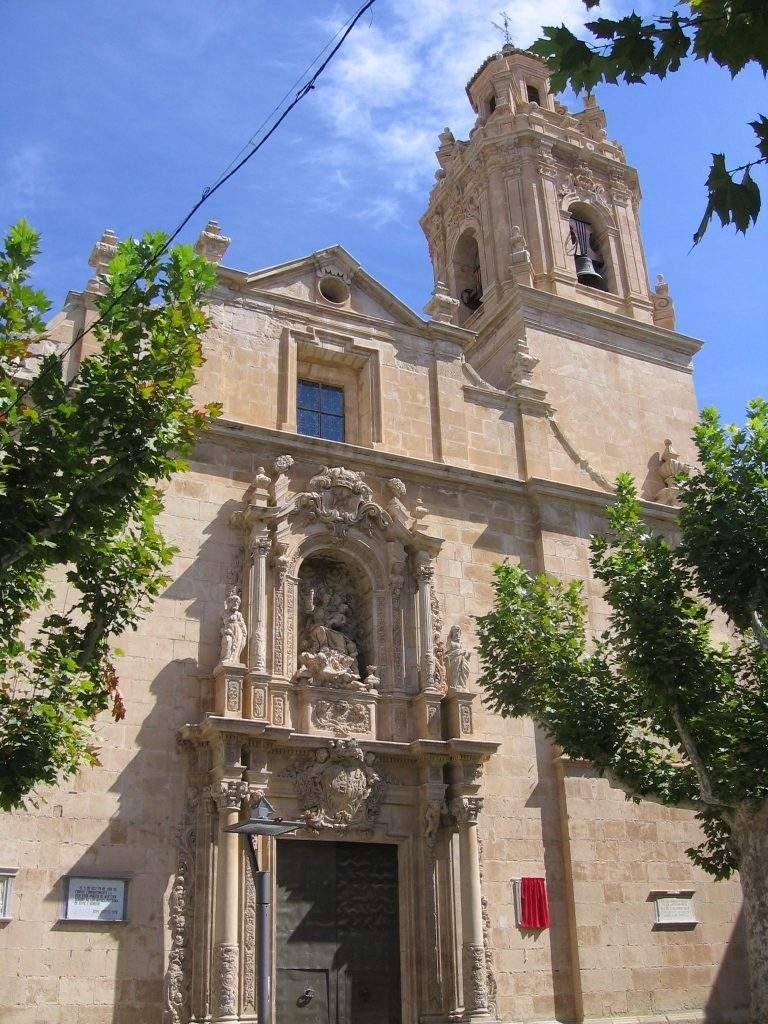 parroquia de nuestra senora del socorro aspe