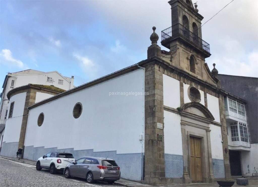 parroquia de nuestra senora del socorro ferrol