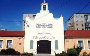 Parroquia de Nuestra Señora del Socorro (Labañou) (A Coruña)